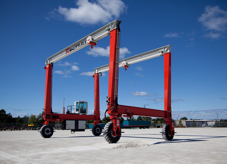 Rubber Tire Gantry